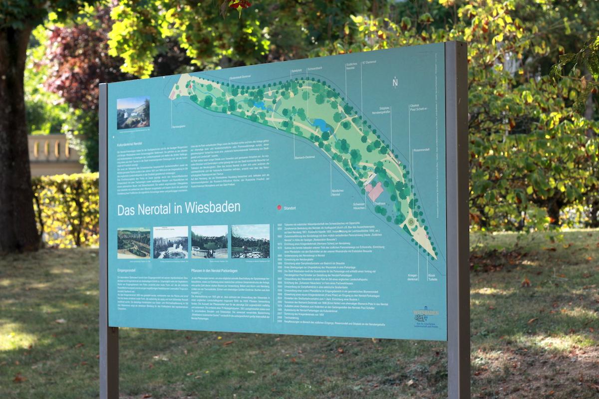 Nerotal Wiesbaden Ausflug BineLovesLife