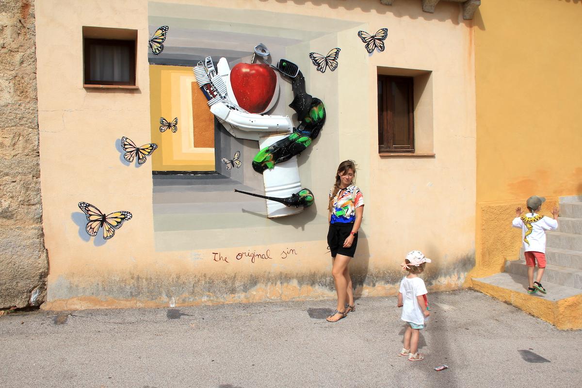 San Pantaleo Künstler Sardinien BineLovesLife