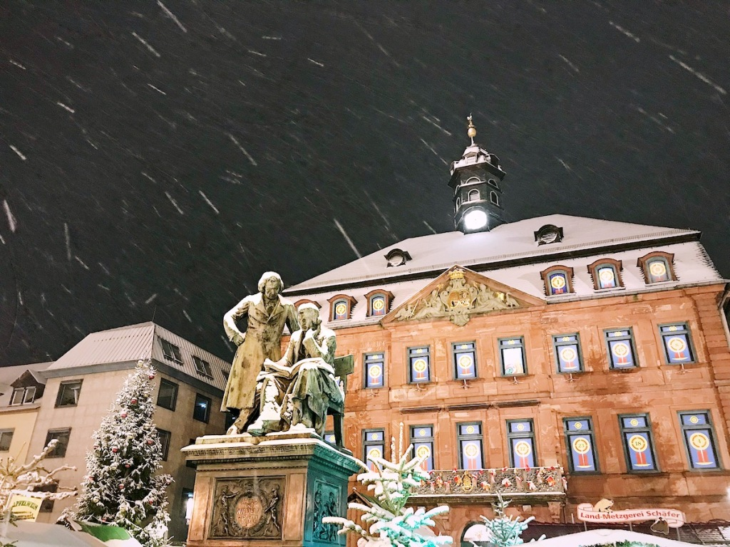Weihnachtsmarkt Hanau BineLovesLife