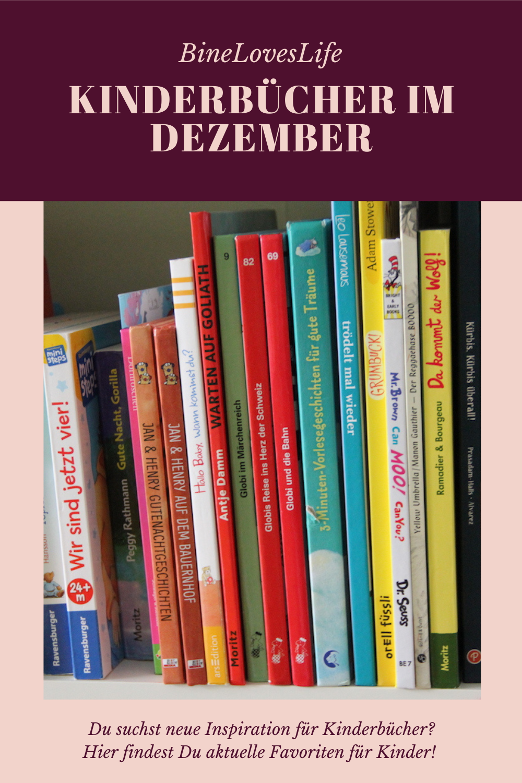 Kinderbücher im Dezember BineLovesLife