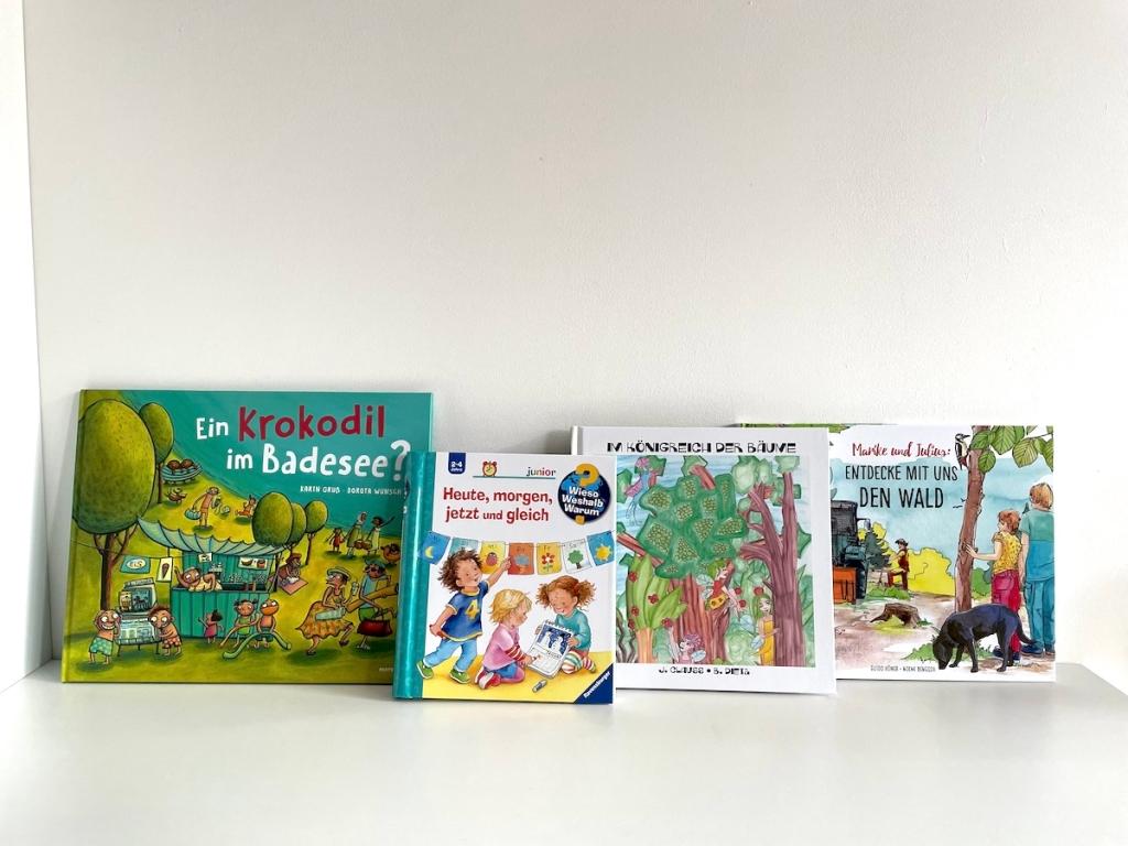 Kinderbücher für die Osterferien BineLovesLife