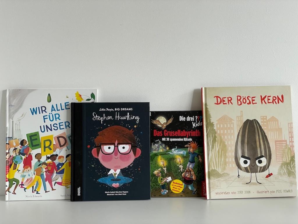 Kinderbücher zum Horizont erweitern BineLovesLife