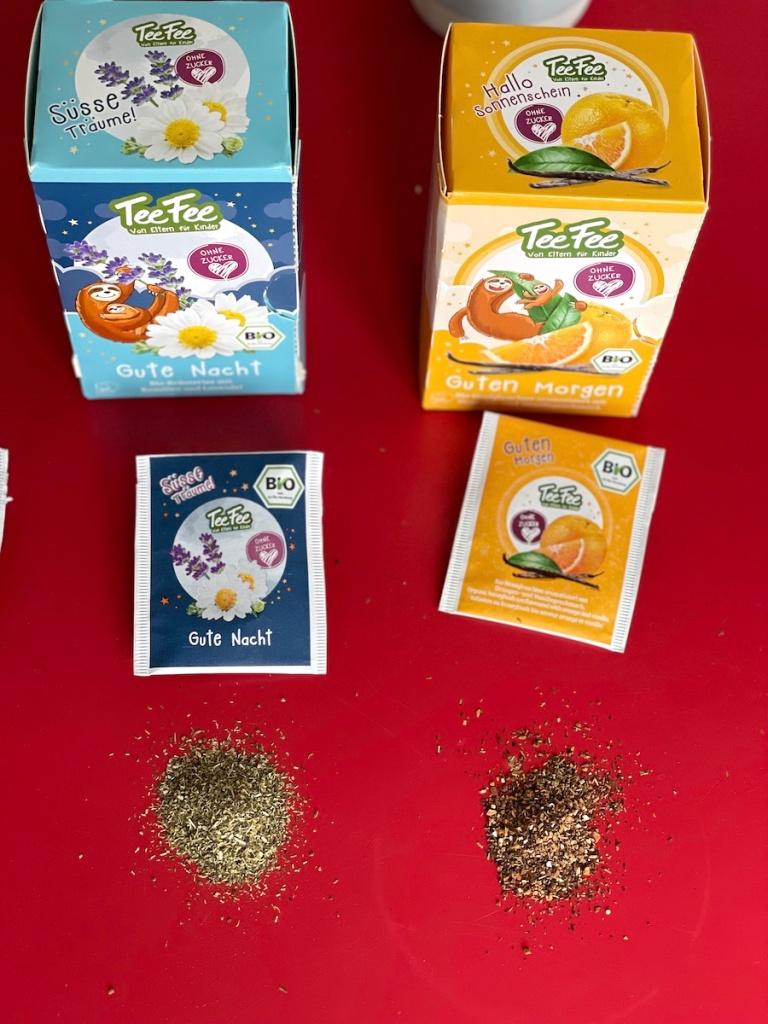 TeeFee Kräutertee für Kinder BineLovesLife
